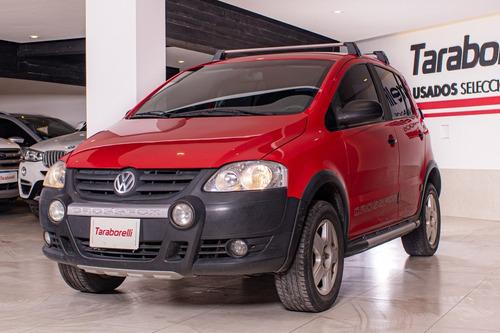Imagen 1 de 13 de Volkswagen Crossfox 1.6 Taraborelli Usados San Miguel