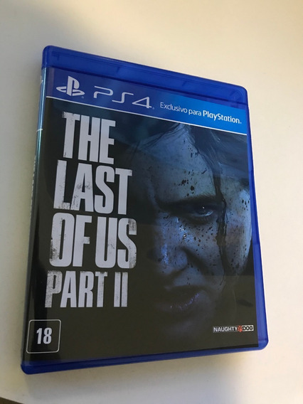 The Last Of Us Part 2 Playstation 4 Ps4