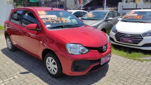 Etios 1.5 Xs 16v Flex 4p Manual 32172km