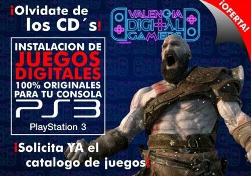 Juegos Digi-tales De Ps3