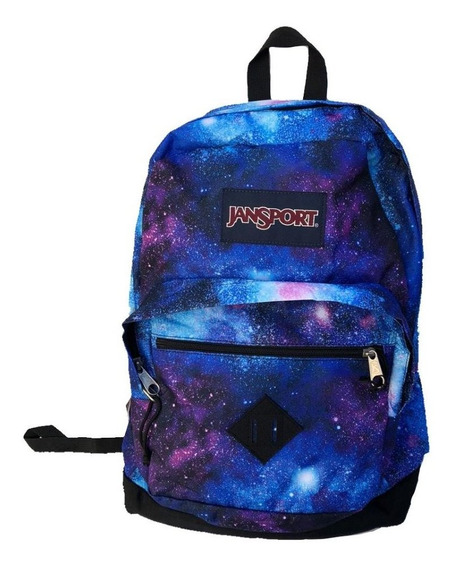 Mochilas Jansport Mujer City Scout Galaxia 31l