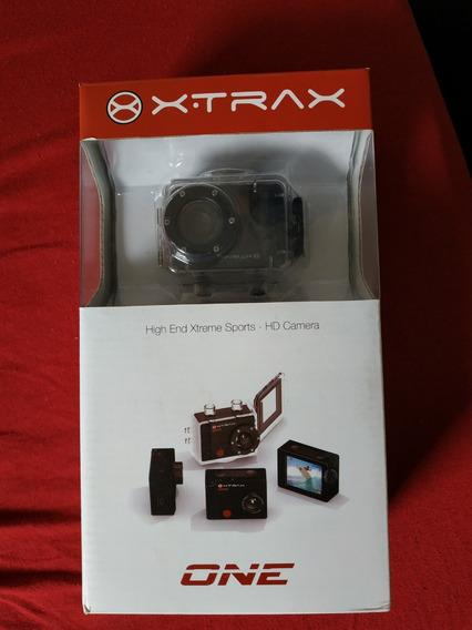 Filmadora De Ação Xtrax One 12mp - Com Brinde!