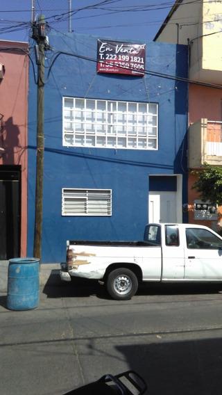 Casa En Venta Tres Plantas Por Benito Juárez