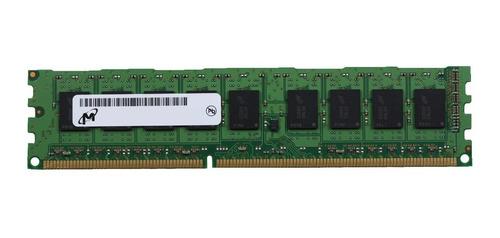 Memoria Ram De Servidor 8gb Pc3-10600e Ecc Micron