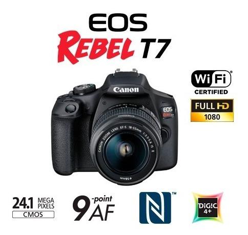 Manual Em Português Canon Eos Rebel T7 Em Pdf