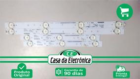 4 Barras Led Semp Toshiba 32l1500 Dl3253w