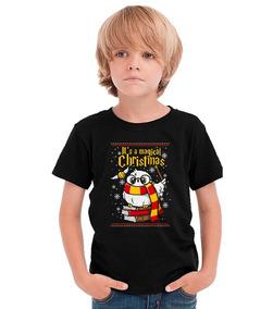 Camiseta Infantil Harry Potter Cod8063