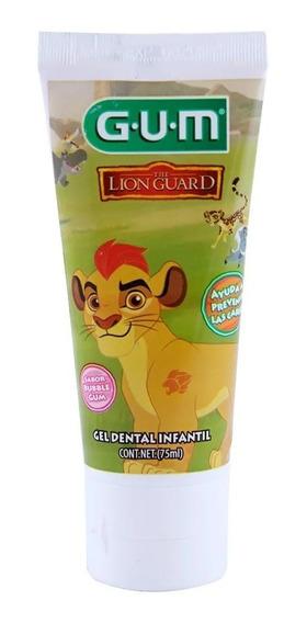 Gum Pasta De Dientes The Lion Guard Tubo 75ml