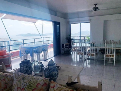 Acapulco Espectacular Pent House En Condominio Las Cumbres