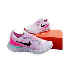 Zapatos Nike Epic React Para Damas (tienda Fisica)