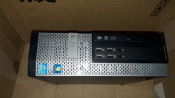 Desktop Optiplex Dell 7010 Mini I5 6gb Ddr3 500gb