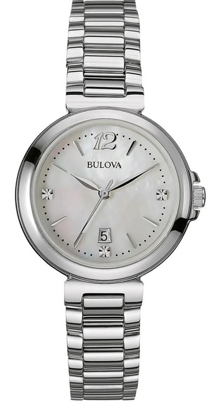 Relógio Bulova Diamond Wb27903q