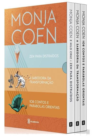 Box Monja Coen - 3 Volumes