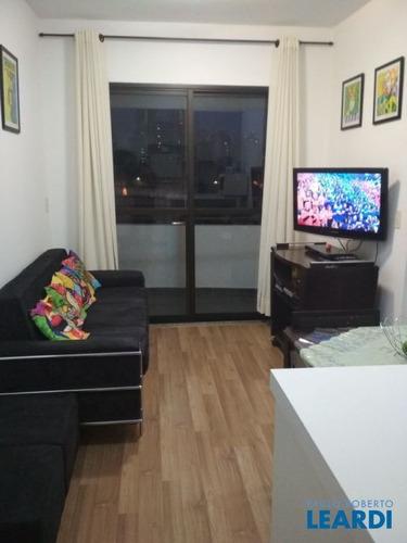 Imagem 1 de 7 de Apartamento - Pompéia  - Sp - 552330
