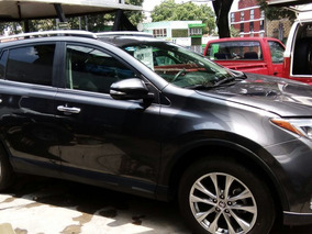 Toyota Rav4 2.5 Limited 4wd At Recibo Automoviles