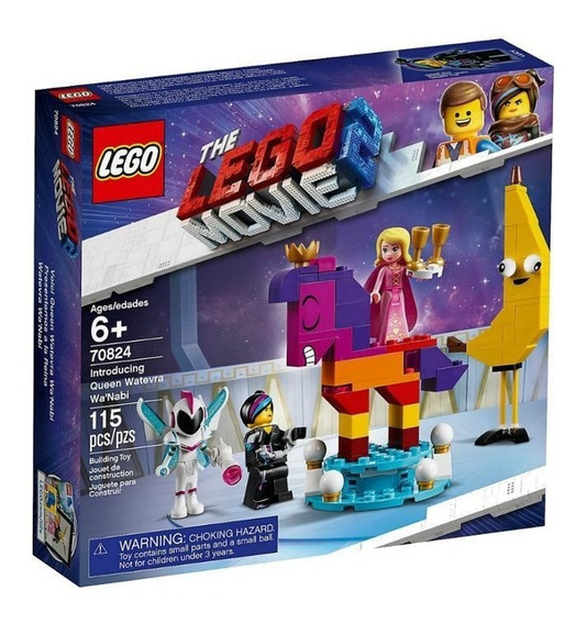 Lego 70824 Presentamos A La Reina Soyloque Quieraser.