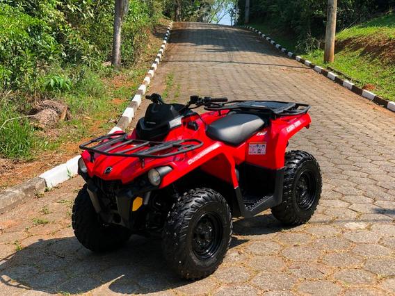 Quadriciclo Can Am 570 4x4 Automático ( Igual A Okm )