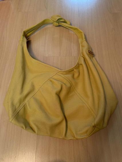 Bolsa Amarela Grande Dumond