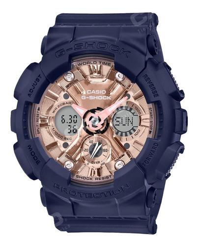 Reloj Casio G-shock S-series Gma-s120mf-2a2