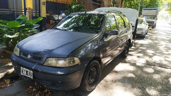 Fiat Palio Weekend 1.7 Elx 2002