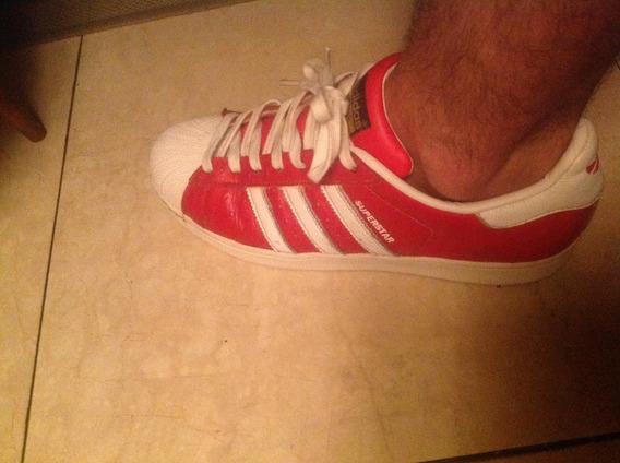 Zapatillas adidas Super Star Talle 42 1/2