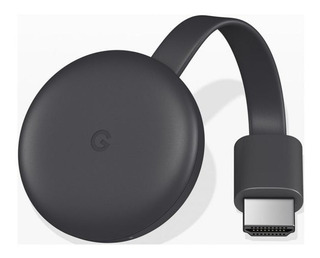 Google Chromecast 3 Smart Tv Hdmi Usb Nuevo Modelo