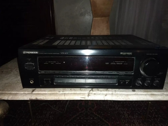 Audio Video Reciever Sonrround Philips