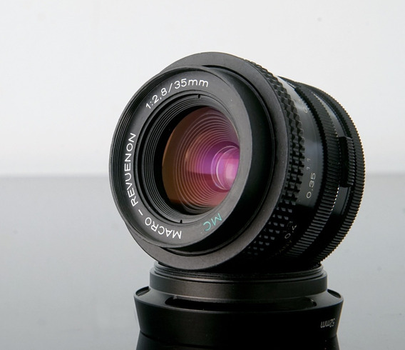 Revuenon 35mm 2.8macro (münchen Ennalyt) + Adapt-sony E-nex
