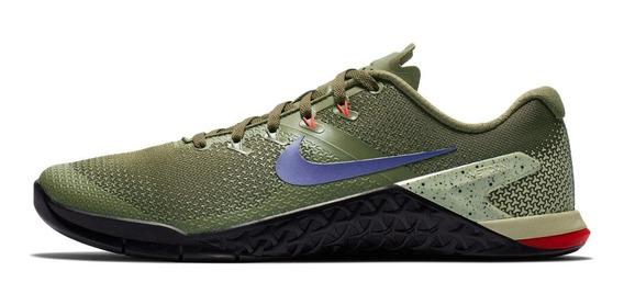 Tenis Hombre Nike Metcon 4 Crossfit Entrenamiento