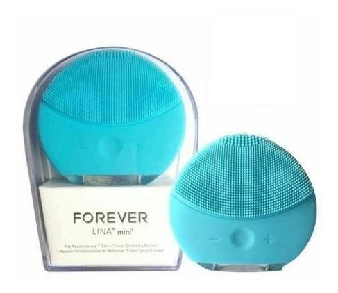 Forever Lina Azul Massageador De Rosto - Limpeza Facial
