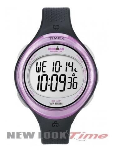 Relógio Timex Ironman 30 Lap Triathlon Clear View T5k600wkl/
