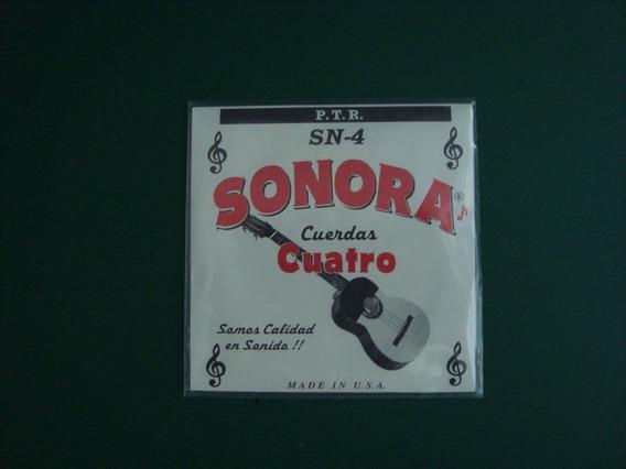 Cuerdas Para Cuatro Venezolano Sonora