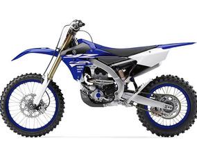 Yamaha Yz 250 Fx Modelo 2018 Llantas Azules Palermo Bikes