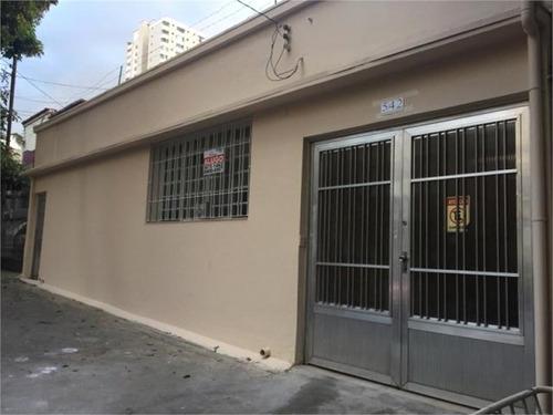 Imagem 1 de 19 de Casa Em Vila Pompéia - Reo484575