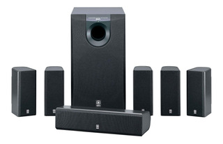 Sistema Home Theater Yamaha Ns-p106 6.1