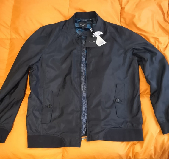 Chaqueta Ted Baker Electiv Extra Trim Fit Bomber Jacket