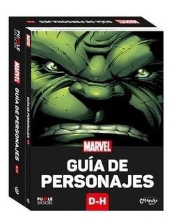 Marvel. Guia De Personajes Y Rompecabezas. Tomo 2 D-h