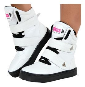 Sneakers New Divas Bota Lançamento Original Academia Casual