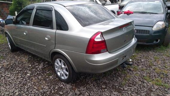 Sucata Chevrolet Corsa Sedan1.4 79cvs Flex 2006 Rs Cai Peças