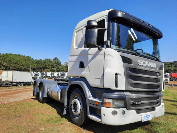 Scania G420 A6x2