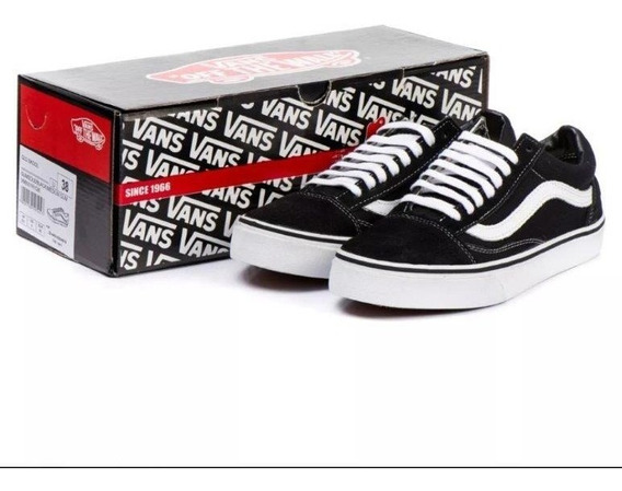 Tênis Vans Authentic Old Sckool Feminino E Masculino Original - Pronta Entrega