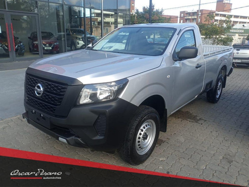 Nissan Frontier Cabina Simple 2.5 2021 0km