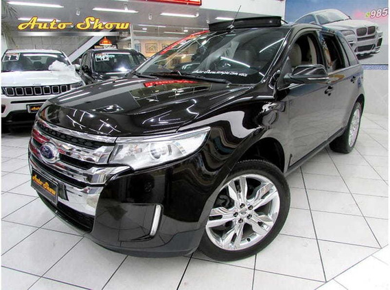 Ford Edge Limited 3.5 V6 24v Awd Aut