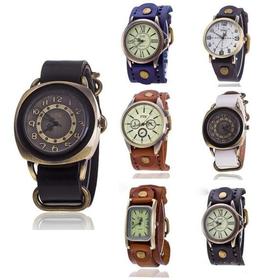 Reloj De Dama Y Caballero Vintage Mayoreo