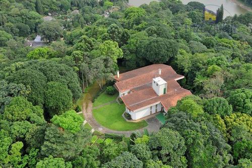 Chácara Com 3 Dormitórios À Venda, 19440 M² Por R$ 2.500.000,00 - Parque Botujuru - São Bernardo Do Campo/sp - Ch0001