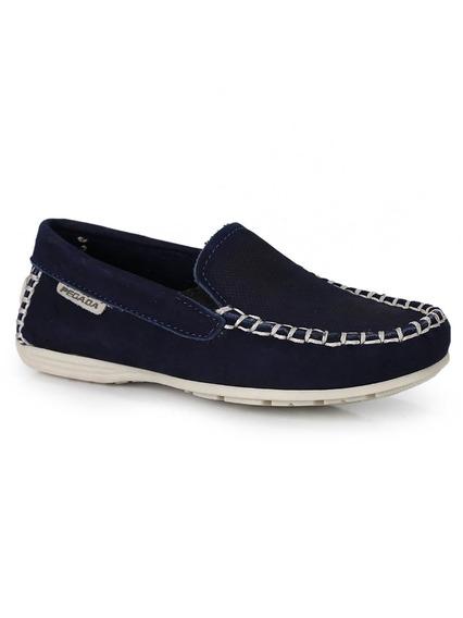 Sapato Mocassim Infantil Pegada