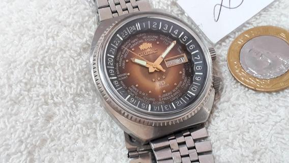 Relógio Orient Wd, O Cebolão Automático !