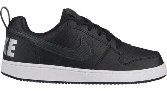 Tênis Infantil Menino Nike Court Borough Bv0744-001