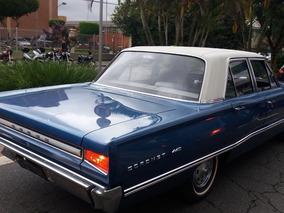 Dodge Coronet 440 1967 V8 318 Imaculado