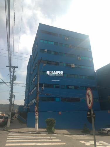 Sala Comercial À Venda Em Mauá/sp - 269